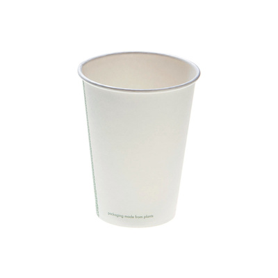 Bio Kaffeebecher 300 ml/12oz, Ø 90 mm